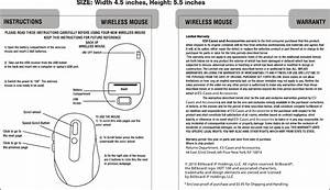 China Etech Groups Bb776 Wireless Mouse User Manual Bb776