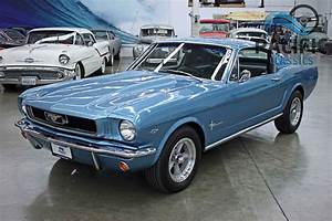 1966 Ford Mustang Fastback - Pacific Classics