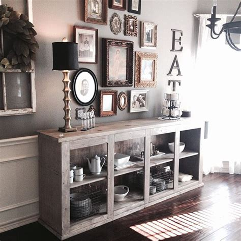 Kitchen Side Buffet by Amazing Sideboard Diy To Follow Dining Room
