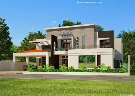 House Ground Floor Plans And Design. European House