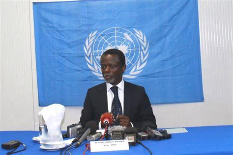 onu info burundi l onu pr 233 vient que les r 233 alisations politiques demeurent fragiles