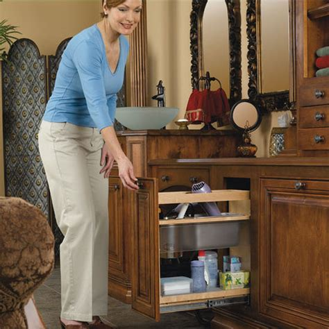 cabinet organizers vanity  base cabinet pull
