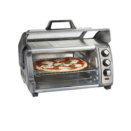 air fryer toaster hamilton beach oven crisp sure walmart ovens