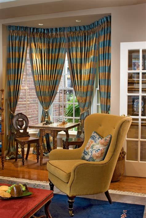 Bed Bath And Beyond Curtain Rods Double by Astounding Bay Window Curtain Rods Walmart Decorating