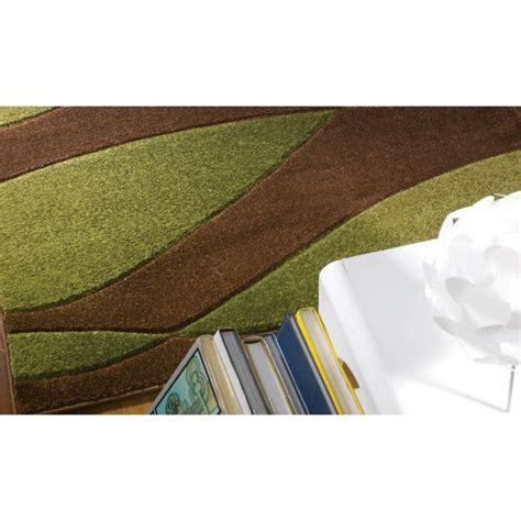 tapis pas cher organza green cm 160x220 achat vente tapis cdiscount