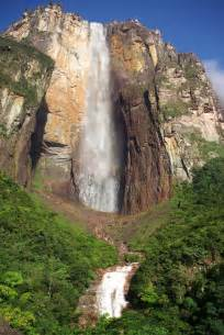 Angel Falls Waterfall