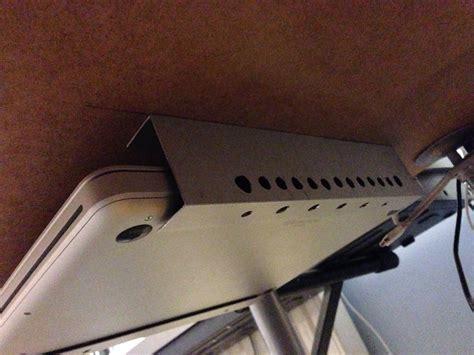 under desk laptop holder james david low live mount macbook pro underdesk