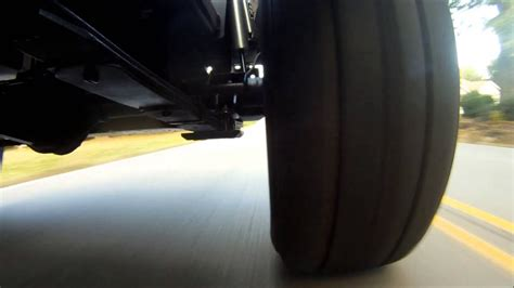 bent axle test drive youtube