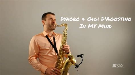 In My Mind (saxophone Cover By