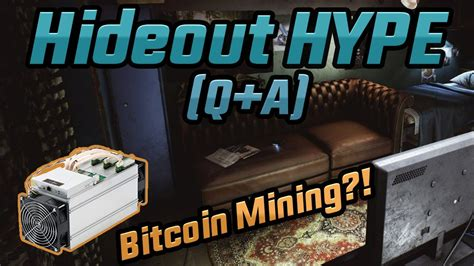 How long does it take now sense the latest patch to get one bitcoin with 25 gpu installed in farm. Bitcoin Mining Escape From Tarkov - TRADING