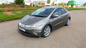 Honda Civic 2008 : 2008 honda civic hatchback start up engine and in depth tour youtube ~ Medecine-chirurgie-esthetiques.com Avis de Voitures