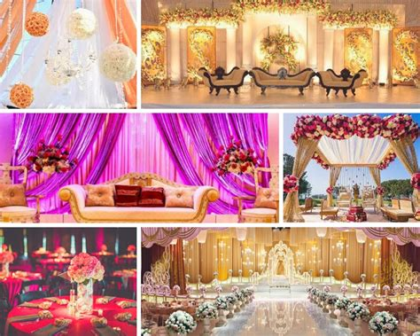 types of wedding decorations you need to know bigfday