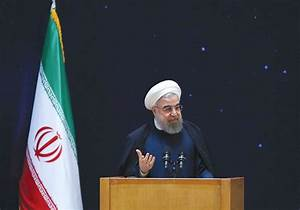 Iran's Rouhani accuses hardliners of trying to sabotage ...