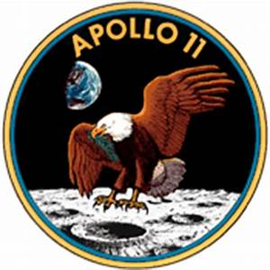 Space Mission Patches - Apollo 11 Patch