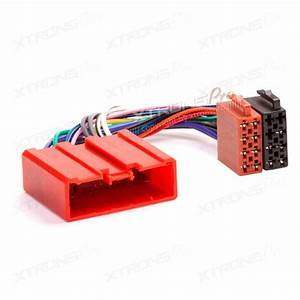 Car Radio Adapter Iso Wiring Harness Cable Connector For