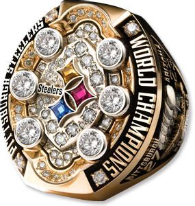 steelers super bowl ring