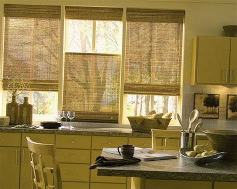 roman shades  modern kitchens  bathrooms decorating