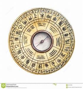 Bilder Feng Shui : feng shui kompass getrennt stockfoto bild von trigrams ~ Michelbontemps.com Haus und Dekorationen