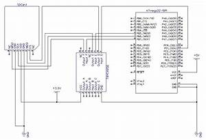 Usb Microsd Card Reader Schematic  Usb  Free Engine Image For User Manual Download
