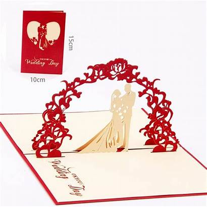 Card Invitation Cards Marriage 3d Greeting Invitations