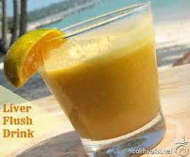 Liver Detox Cleanse Drink Recipe