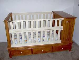 interior: Efficacious DIY Baby Crib for Young Couple