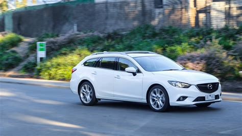 mazda  atenza diesel wagon review  caradvice