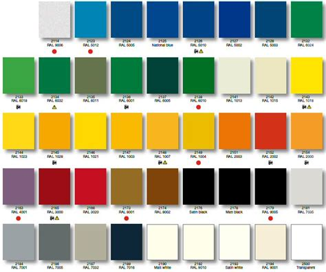 rustoleum color chart rustoleum spray paint color chart