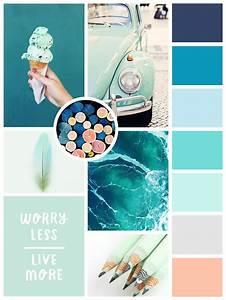 Brand Moodboard + Free Moodboard Template - The White