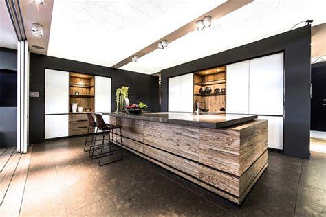 ilot cuisine bois massif ilot central cuisine bois massif cuisine en image