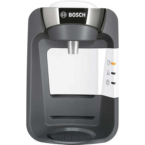 A discount on your first order, but also personal offers, tips and recommendations. Tassimo by Bosch TAS3204GB Suny Pod Coffee Machine 1300 Watt White 4242002855189 | eBay