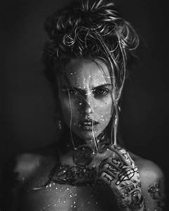Dark Beauty And Fine Art Portrait Photography By Haris Nukem - Arthusiast