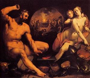 Mars and Hephaestus: The Return of History | Counter ...