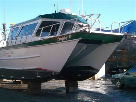 Aluminum Fishing Boats For Sale In Pa by Aluminum Pilothouse Fishing Charter