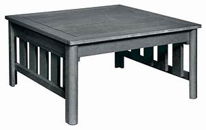 stratford slate gray square cocktail table from cr plastic With square slate coffee table