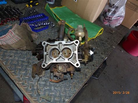 stock  vacuum leak   bbl ford truck enthusiasts forums