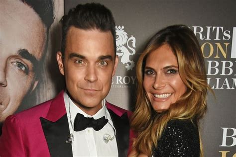 Robbie Williams And Wife Ayda Field To Join X Factor