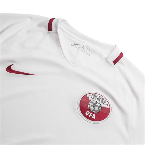 Qatar 2017 Nike Away Football Shirt | 16/17 Kits ...
