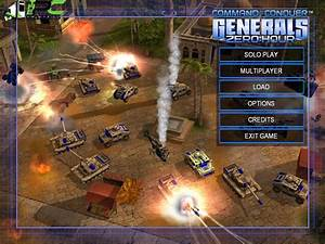 Command and Conquer Generals Zero Hour PC Game Free Download