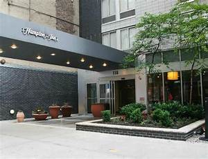 Hampton inn manhattan madison square garden area new for Madison square garden hotels