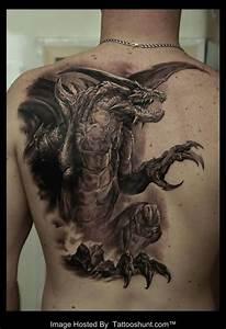 http://www.tattooshunt.com/images/01/grey-ink-3d-dragon ...
