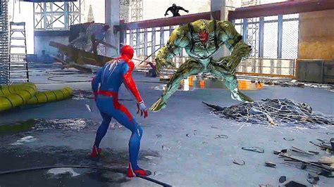 Spider-man Ps4 Gameplay Walkthrough