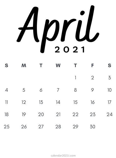 minimalist  calendar monthly printable calendar