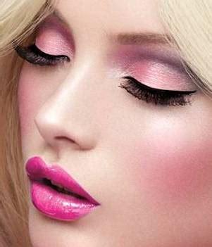 pretty barbie doll makeup ideas  sweet hearts pretty designs