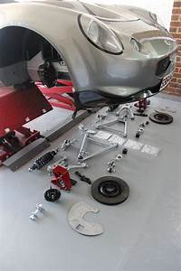 S1 Elise  U2013 Suspension Refresh  U2013 Fitting Front Hub Carriers