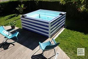 Eclairage Piscine Hors Sol : piscine hors sol design ~ Dailycaller-alerts.com Idées de Décoration