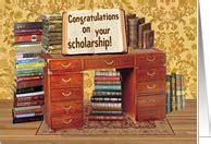 congratulations   scholarship cards  greeting