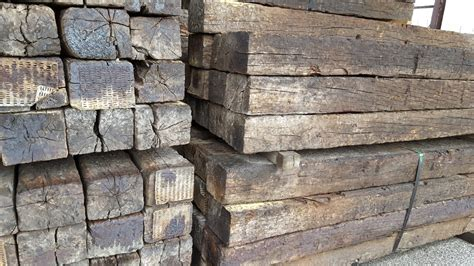railroad ties west  lumber building materials supply