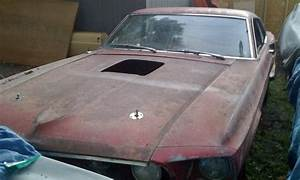What R U Missing? 1969 Ford Mustang Mach I