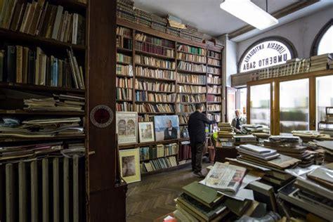 Libreria Trieste by La Scontrosa Grazia Della Libreria Antiquaria Umberto